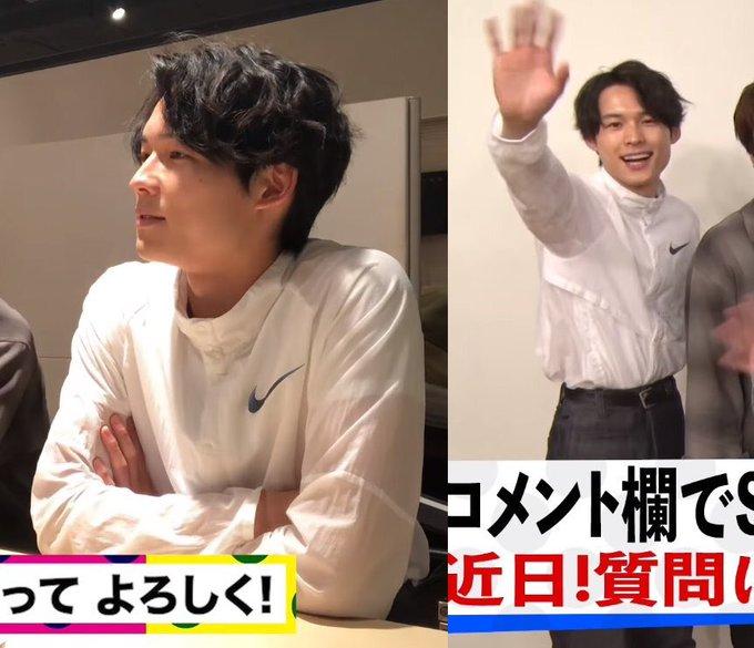 松村北斗の私服担と言っても過言ではないくらい、私服が好き。すっごいタイプ。自分に似合う服、小物が分かってらっしゃる。そもそもスタイルが神。