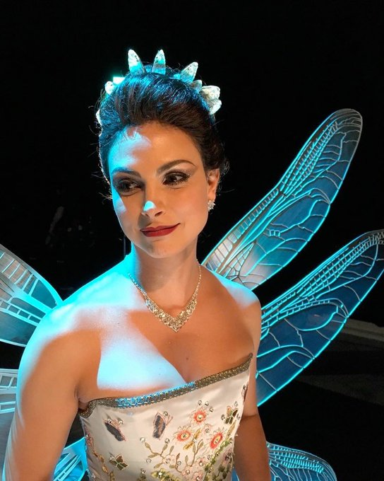 Happy birthday to Morena Baccarin (