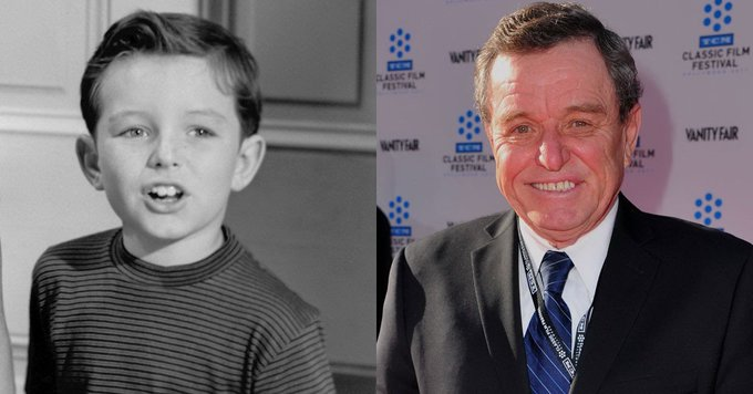 """Happy Birthday to Jerry Mathers \""""Leave It To Beaver\"""" Gee Bea born in the same year, Wow."""