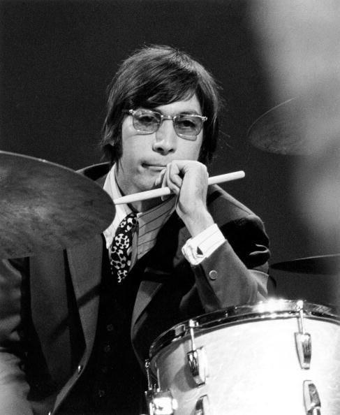 Happy 78th Birthday to Drummer Charlie Watts