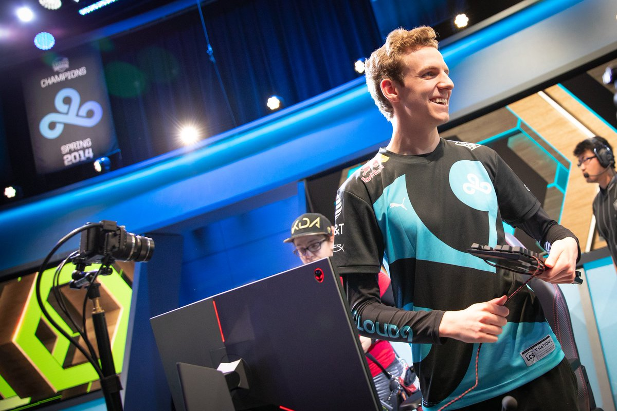 The 2019 #LCS Summer Split Player of the Week (Week 1) is @Licorice! #C9WIN