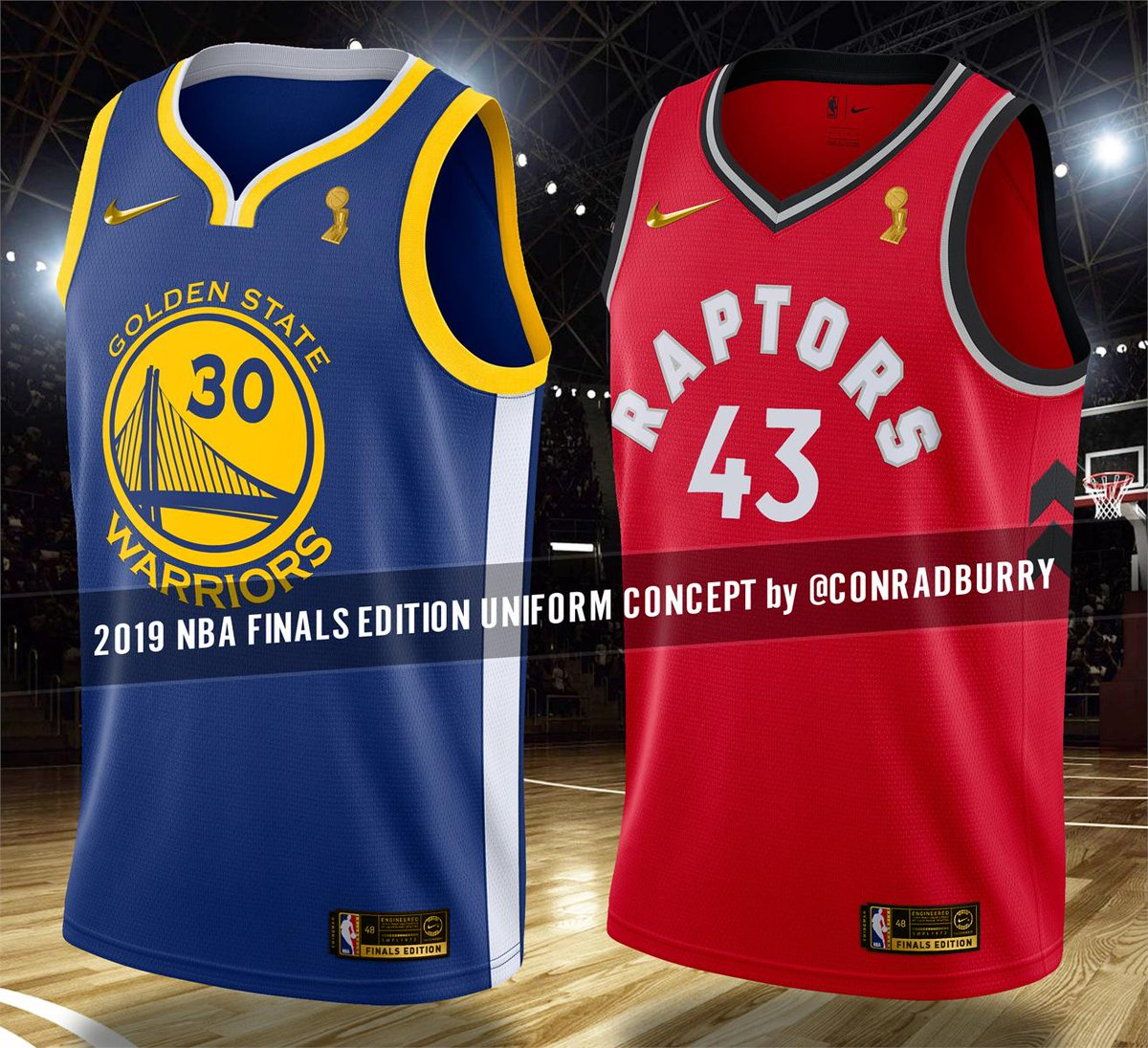 4008d31ba88 ... jersey), tho, I guess these would have to be retail-only to accommodate  the ads that must be on the on-court versions. (the swoosh would be shiny,  ...
