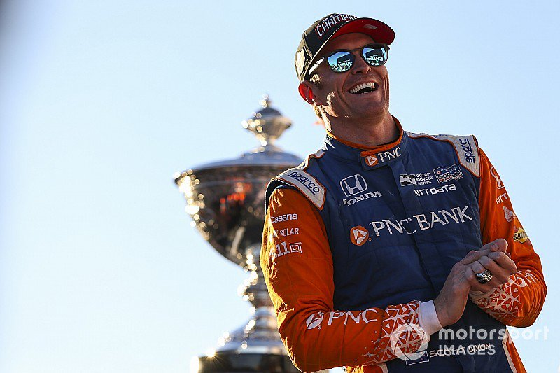 . @ScottDixon9 on Her Majesty the Queens Birthday Honours List - tinyurl.com/y6qa5kzk @IndyCar @CGRTeams