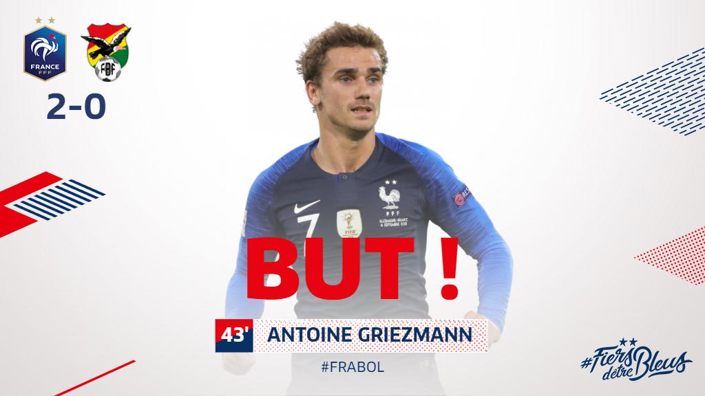Antoine Griezmann Griezmannsbae Twitter