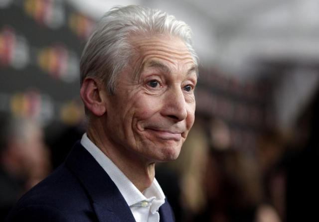 Happy Birthday to Charlie Watts, beat keeper for The Rolling Stones, Born 6/2/41.