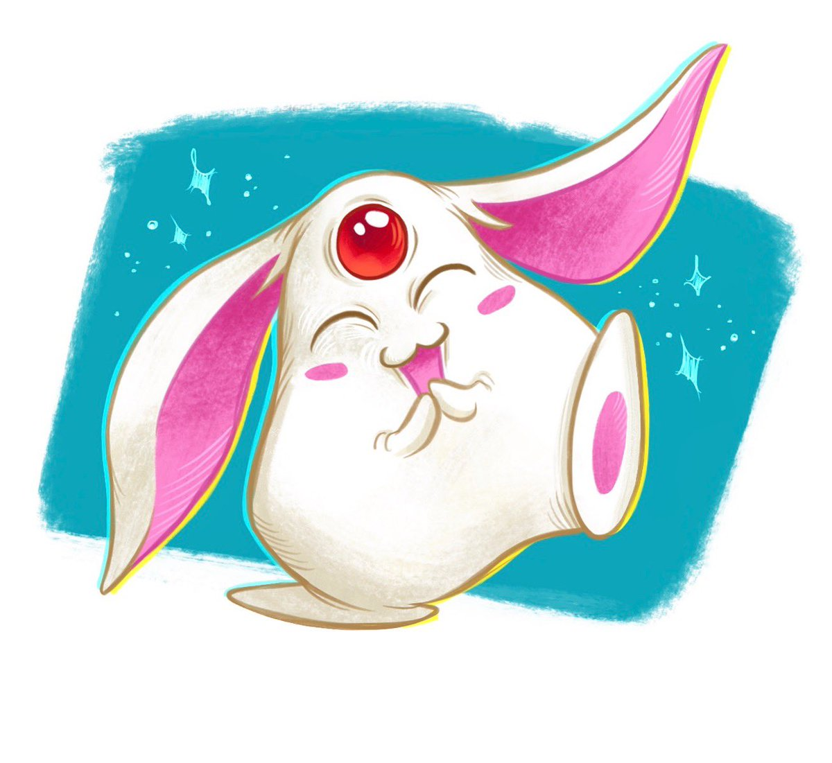 mokona hashtag on Twitter