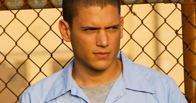 Happy birthday to you Wentworth Miller