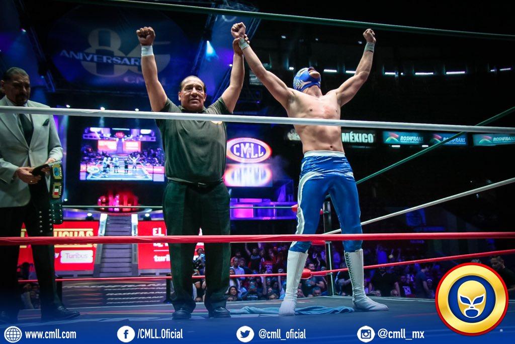 Una mirada semanal al CMLL (Del 30 mayo al 5 junio de 2019) 9