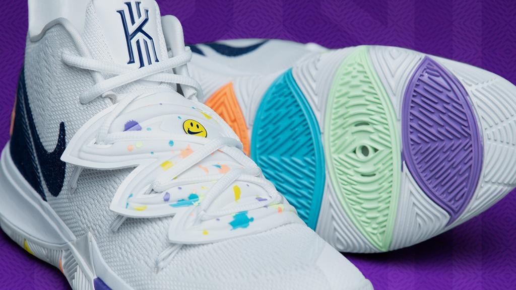 newest @Nike Kyrie 5 colorway drops