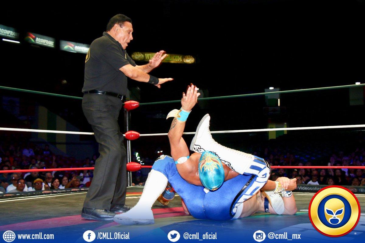 Una mirada semanal al CMLL (Del 30 mayo al 5 junio de 2019) 10