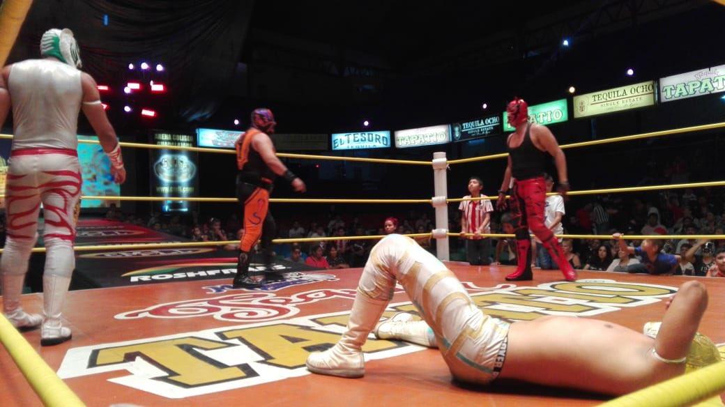 Una mirada semanal al CMLL (Del 30 mayo al 5 junio de 2019) 11