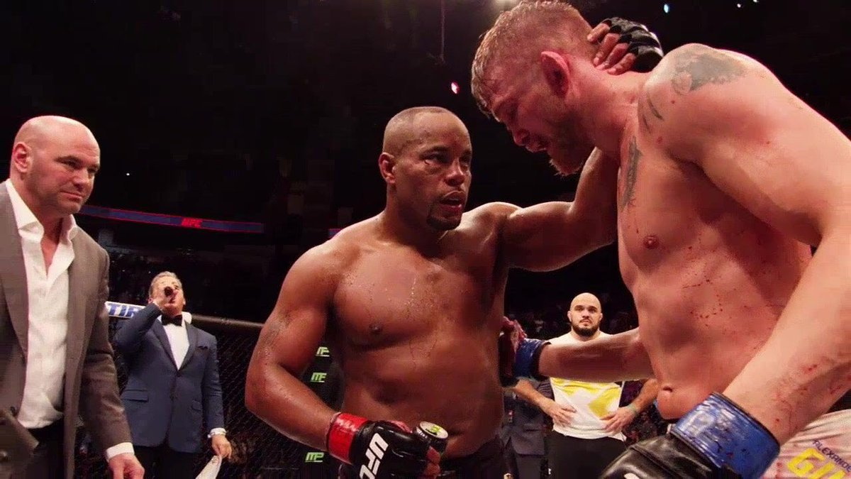 Alex, you will forever be one of the biggest players in my journey. We've agreed, we have argued and bickered, but ultimately you made me better. You made the sport better. You are a warrior and will be truly missed! @AlexTheMauler #ufc192 #mauler #sweden 🇸🇪