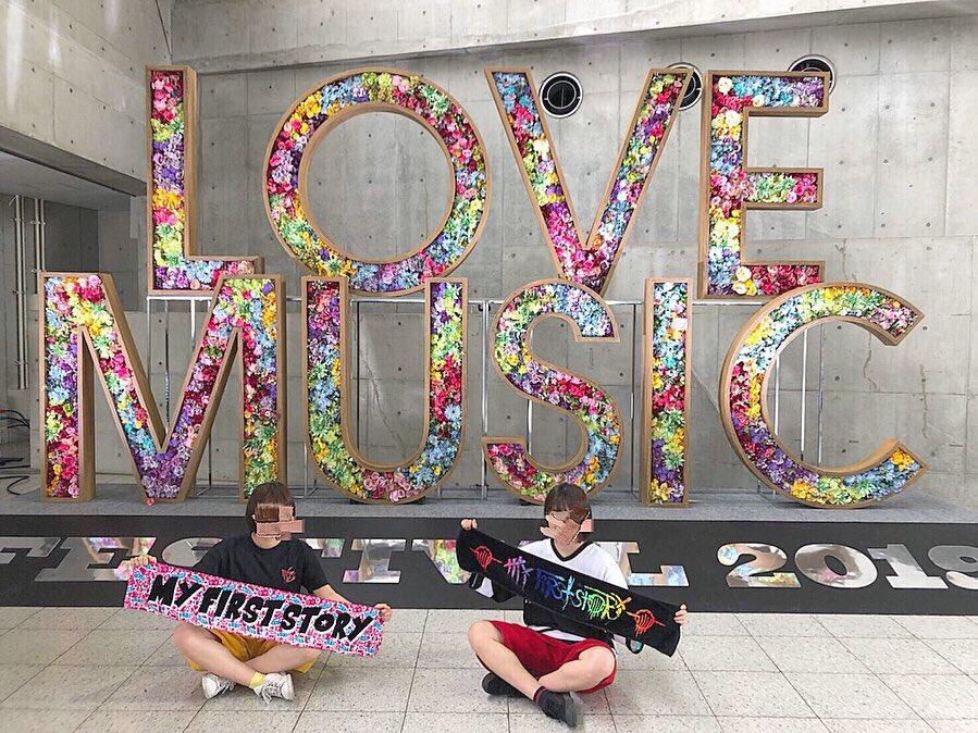 6/2 LOVE MUSIC FESTIVAL 2019 マイファス、オーラル最高すぎた!! 色々見れてよかった〜🙆🏻 . #lovemusicfestival