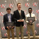 Image for the Tweet beginning: Congrats to these Cobb All-Stars