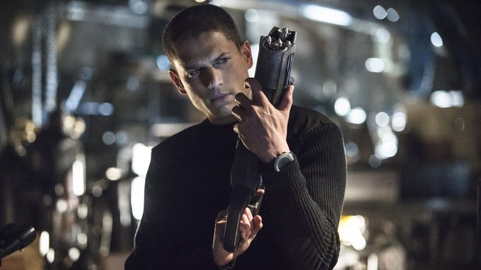 Happy birthday to Captain Cold himself, Wentworth Miller!   Wishing him the best