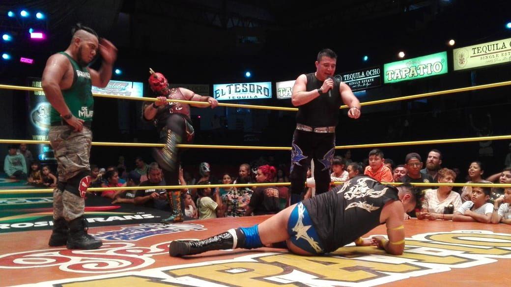 Una mirada semanal al CMLL (Del 30 mayo al 5 junio de 2019) 12