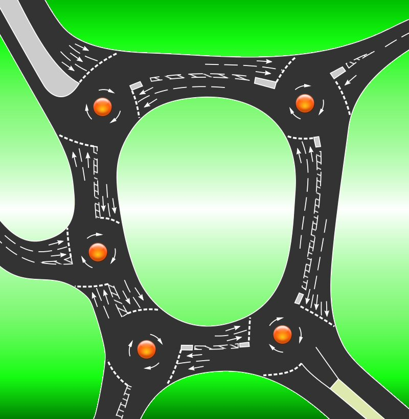 Orsett Cock Roundabout Re