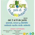 Image for the Tweet beginning: Getafe celebra la Semana del