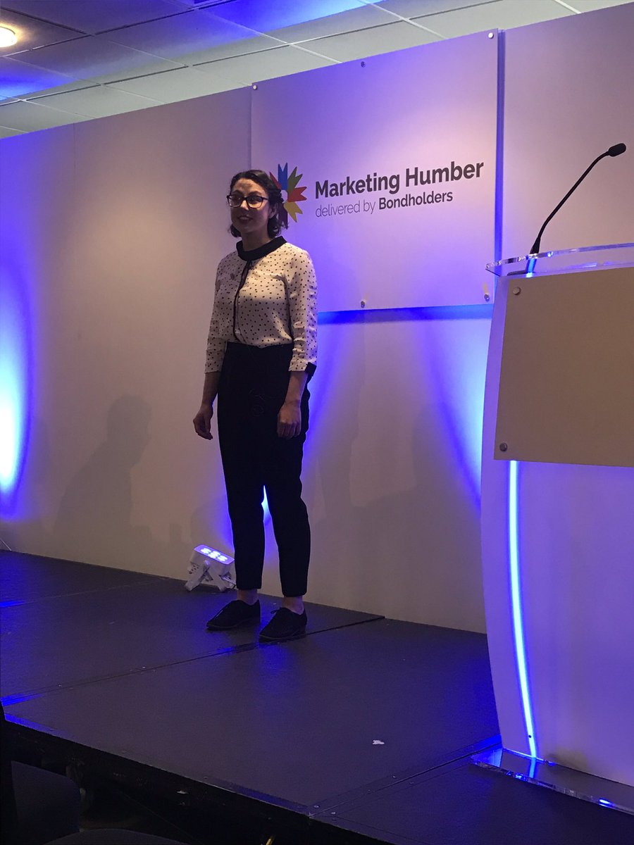 Emily Gallagher from @thebiodcompany in #hull talks from an #SME perspective & how they have become successful in making climate change changes #PowerInPartnership @BizWeekHumber #TheWaterline