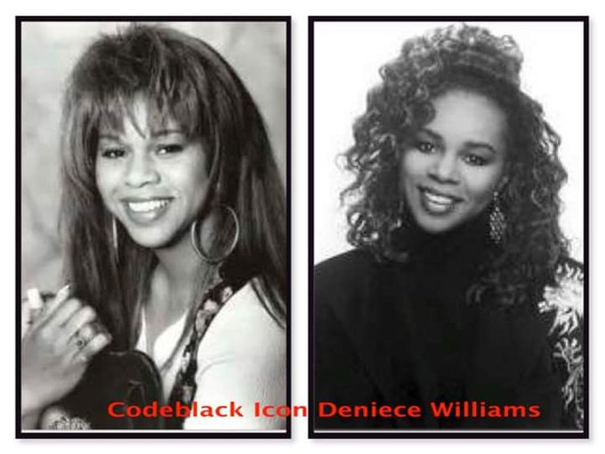Happy Birthday Deniece Williams & May You Have Many More