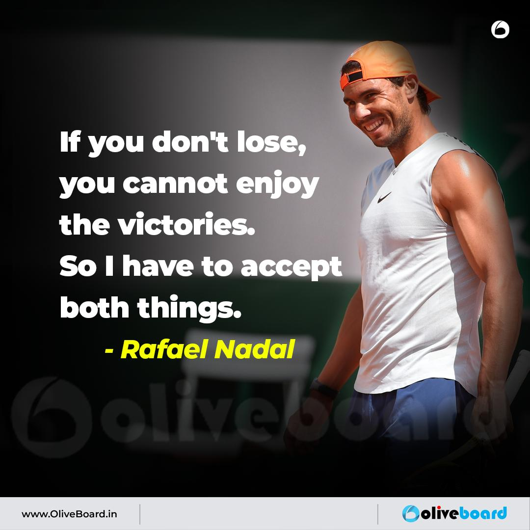 Oliveboard On Twitter Wishing A Very Happy Birthday To Rafael Nadal Oliveboard Positive Quote Quoteoftheday Motivational Inspirational Thoughtoftheday Staypositive Noexcuses Inspiration Happinessquotes Positivity Beingpositive