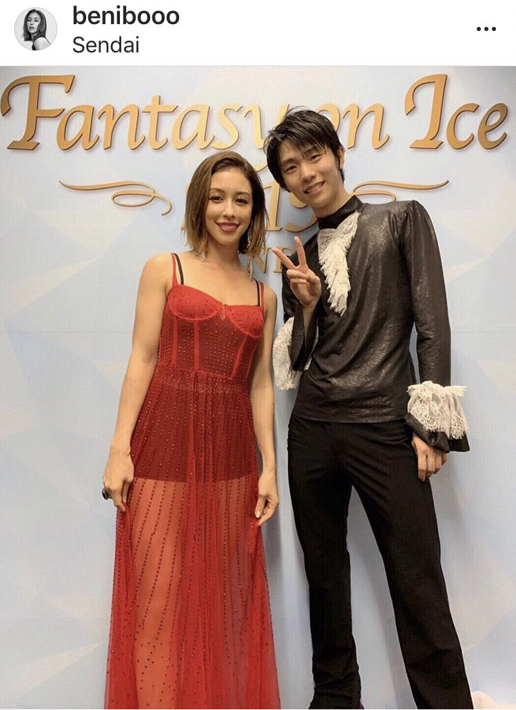 fantasy on ice 2019 in sendai day 3