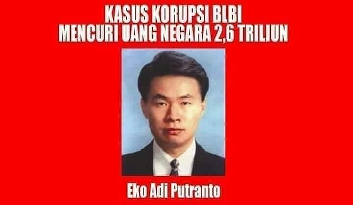 Apakah ada yg berwajah arab??  Rata2 sipit dan uangnya dibawa kabur ke singapura dan china.  Cebong mana ngerti ginian, cebong pendukung koruptor. . #jokowimundurlah  #jokjokturundongjok  #rushmoney  #saveourdemocracy  #korupsi  #02menangkanpemilu  #02wintheelectionpic.twitter.com/aJI3lneCss