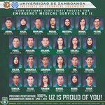 Image for the Tweet beginning: Congratulations, UZ-EMS NCII Passers!   PASSING