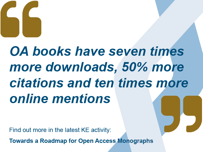 Monographs - Research Publishing (Open Access) - LibGuides at