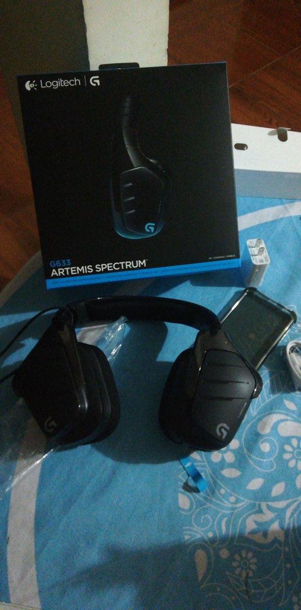 299c76eba4a Los nuevos #headset #gamer #xboxone #twitch #youtube #logitechg #G633