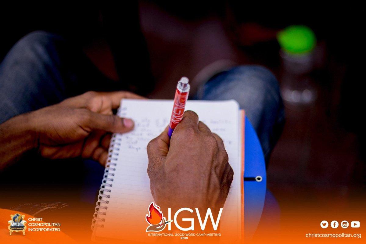 #IGWC2019  #ThePastorObed  #TheCCIExperience #CosmopolitanTV