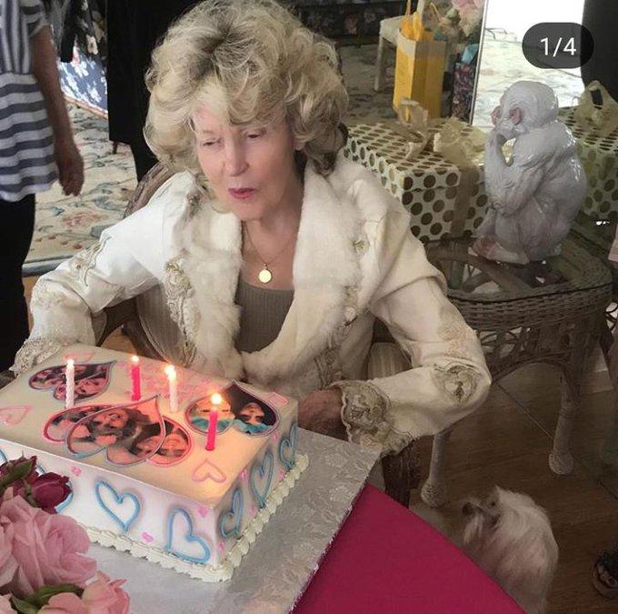 happy birthday 93  for I will fulfill them very happy