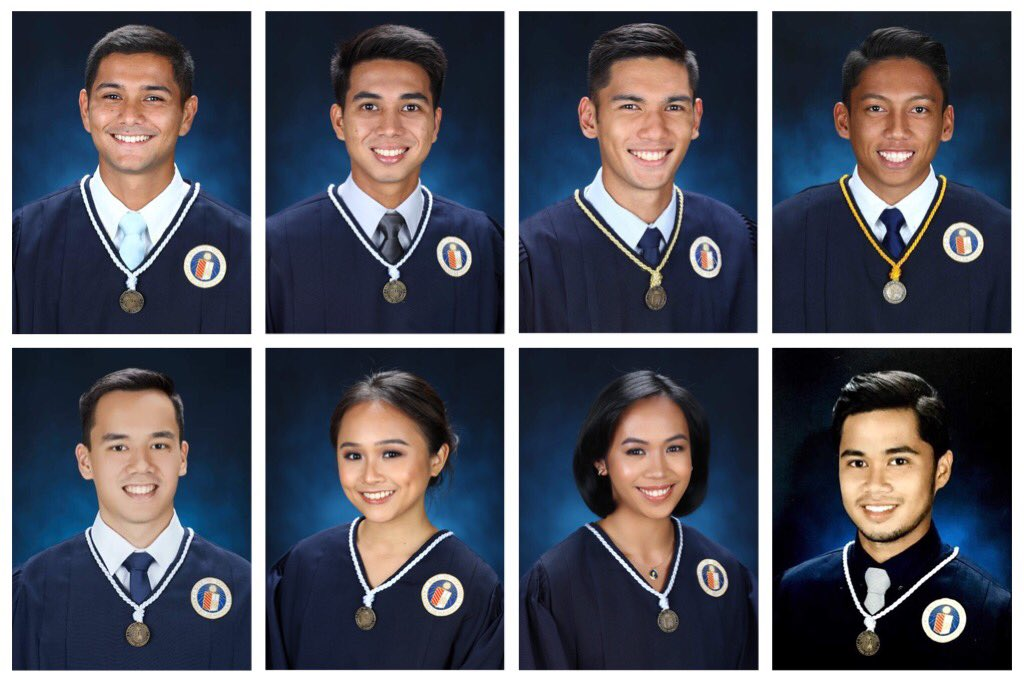 Congratulations to our AMFT seniors on their graduation last weekend! Thank you for the One Big Fight 💙 Keep on soaring high! #OBF