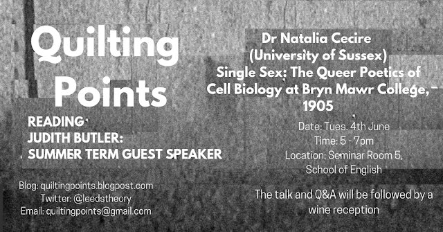 Quilting Points (@LeedsTheory)   Twitter