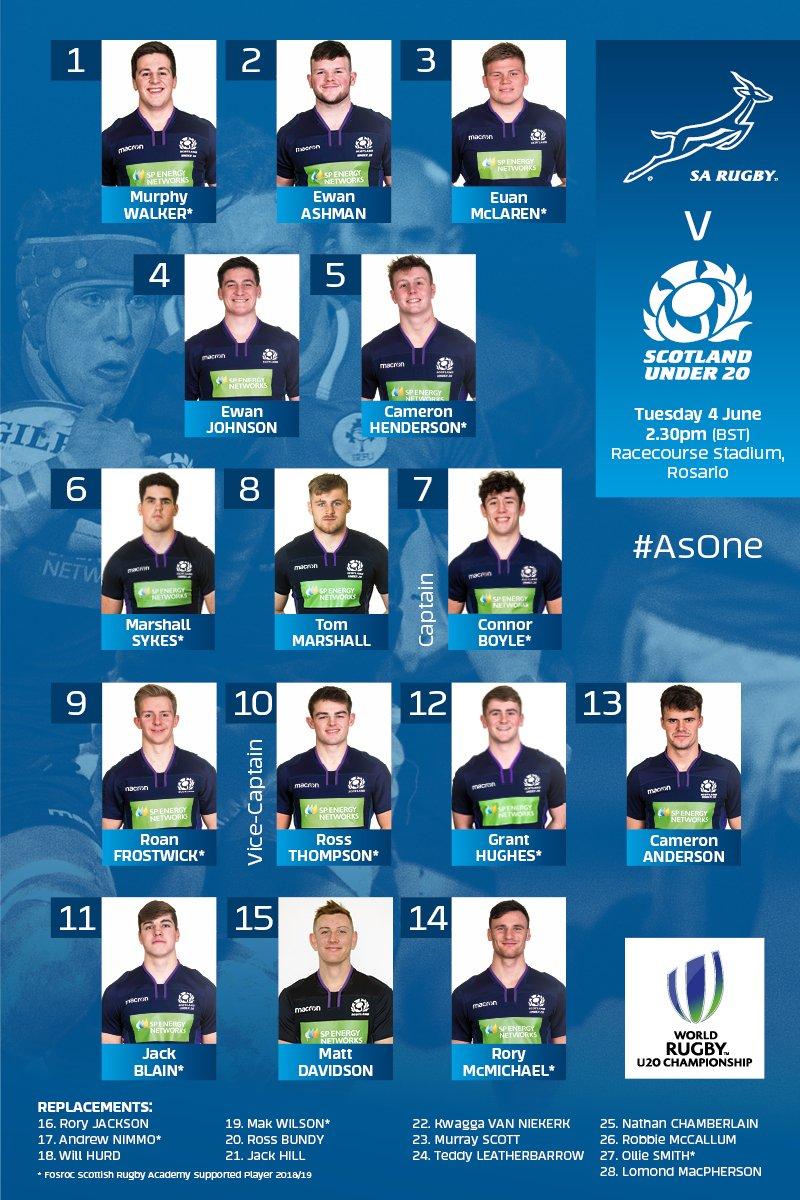 e4ce4e307da Scottish RugbyVerified account @Scotlandteam