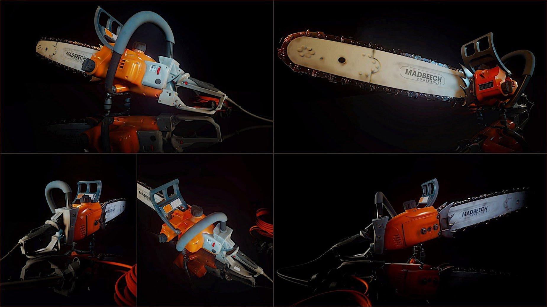 DreamsPS4: Chainsaw vs Drill (Vote) | ResetEra