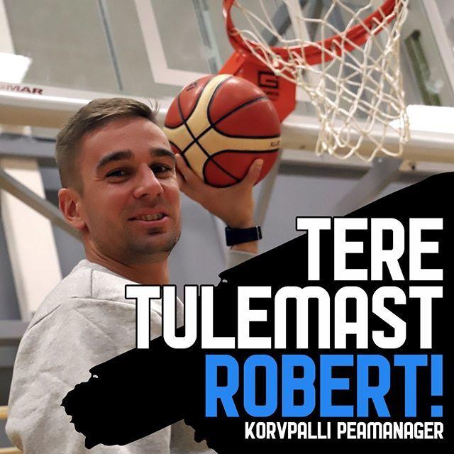 test Twitter Media - Ja teinegi hea uudis ja uus nägu meeskonnas. Nüüdsest hakkab nii esindusmeeskonna, naiskonna kui duubelmeeskonna igapäevase asjaajamise ja heaolu eest hoolt kandma Robert Peterson. #unitartubasket #tartuülikool #basketball https://t.co/pYac27eQCK https://t.co/KklIufKfj7