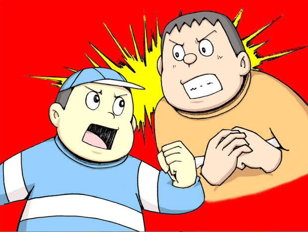 弟に「ジャイアンとブタゴリラの違いって何?」って聞かれたから、クズか聖人の違いって答えたけど…間違ってないよな?  #ジャイアン #ドラえもん #ブタゴリラ #キテレツ大百科  http://chirarura.blog.jp/archives/8965573.html…