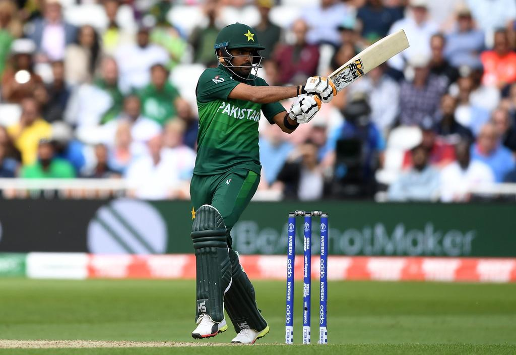 Batsman @babarazam258 is beating himself up so he gets betterMORE https://tinyurl.com/Babar-Azam #WeHaveWeWill#CWC19