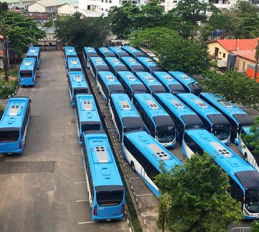 D8IqQkyW4AAtCDR - Photos: Less Than A Week After His Swearing-In, Sanwo-olu Buys Fully Air-Conditioned Vehicles For State Civil Servants