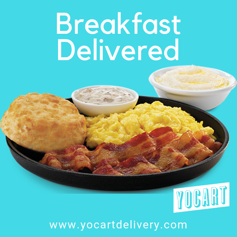 Get Jack's breakfast delivered 'til 10:30am! #breakfastdelivery #tuscaloosa #tuscaloosadelivery #fooddelivery