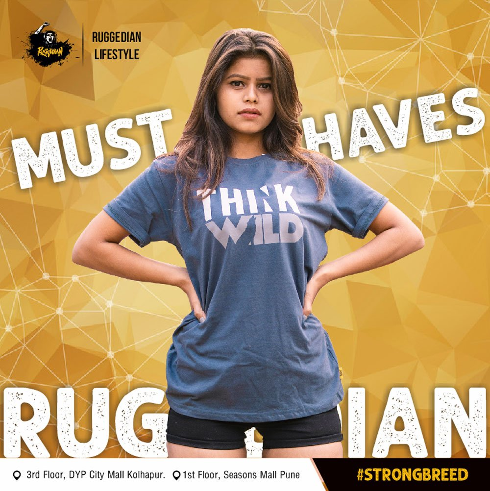 To know more connect us at 09423261518  #Ruggedian #RuggedianStore #RuggedCulture #StrongBreed #Lifestyle #CoffeeMug #Shopping #Sportswear #fitness #fashion #gym #sports #activewear #sport #gymwear #workout #streetwear #leggings #fit #fitnessmotivation #motivation #training #yogapic.twitter.com/7kL2LjiKPd