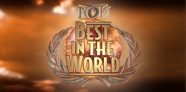 """ROH: Luchadores mexicanos en acción en """"Best in the World"""" 2"""