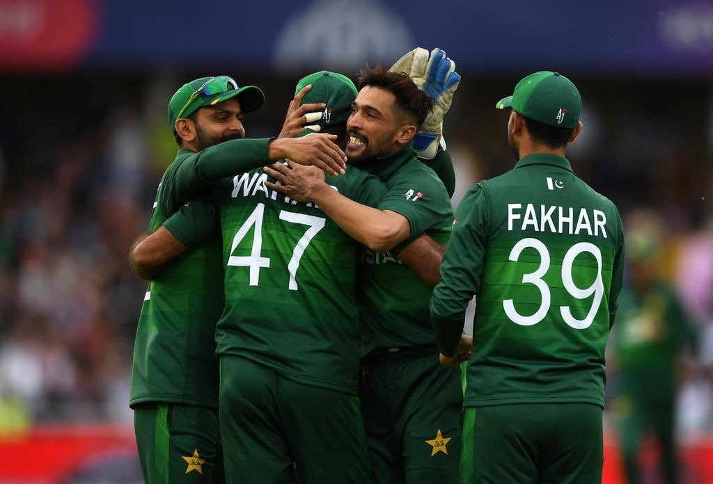 The boys bounce back and how! Fantastic game! This win will surely restore their confidence and ours too. Congratulations Pakistan team. Now get us that cup. Feels like Eid already! #PakvEng #CWC