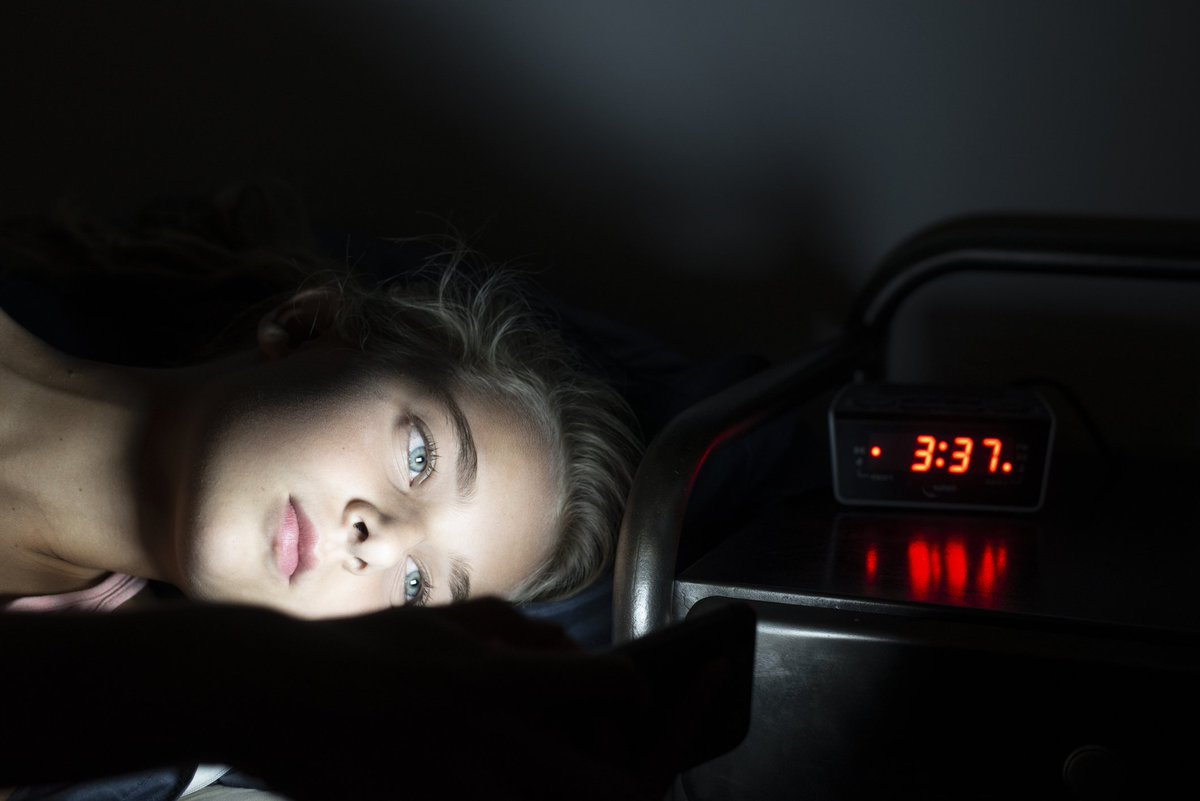 Teenagers Who Dont Get Enough Sleep At >> Teenagers Who Don T Get Enough Sleep May Be At An Increased Risk Of