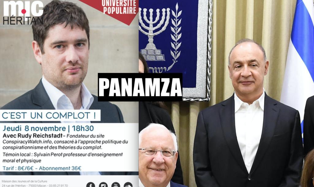 La Fondation de France remet 15 000 euros au désinformateur sioniste Rudy Reichstadt pour