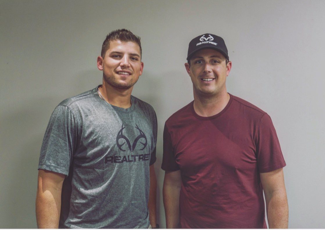 Braves rookie sensation @austinriley1308 stops by @Realtree's Outpost to talk on how insane these last couple weeks have been for him since getting the call up to the bigs. We talk about his passion for the outdoors and what his dream hunt would be.  https://apple.co/31770A0