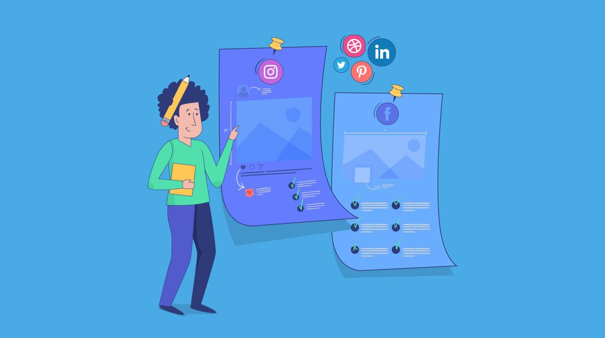 Check out my first post with @VismeApp: 27 seriously actionable tips for creating social media infographics.   #socialmedia #infographic #graphicdesign   https://t.co/XvNNuEjmsd https://t.co/mWukR7DeuS