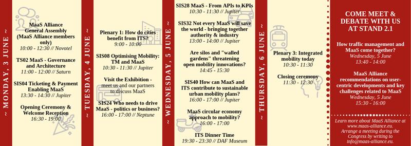 MaaS Alliance @MaaS_Alliance Timeline, The Visualized Twitter