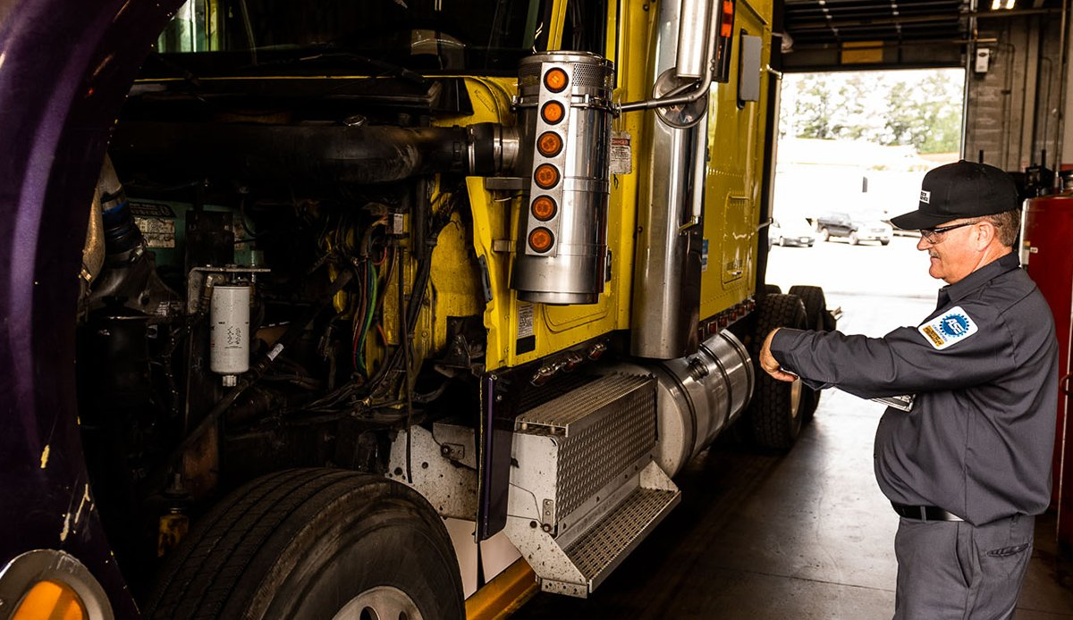 Ta Truck Service >> To Help You Prepare For Roadcheck Ta Truck Service Is